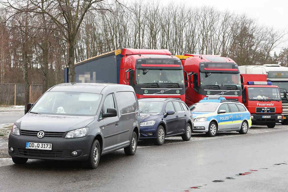 Auf der A4: Lkw-Fahrer liegt seit Tagen tot in seinem Laster