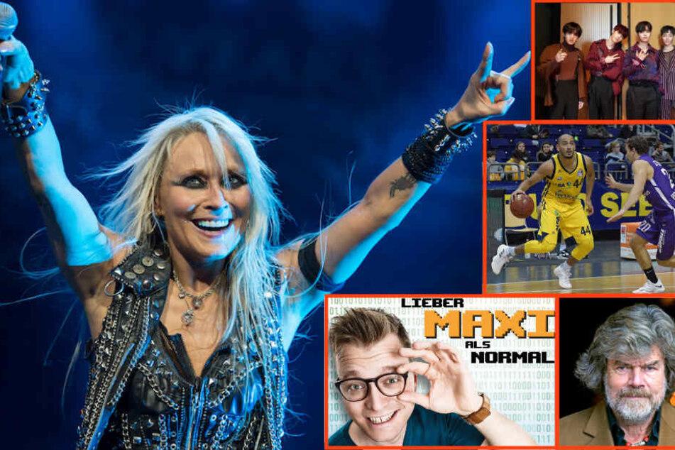 Vom König der Berge bis zur Metal-Queen: Der Sonntag in Berlin