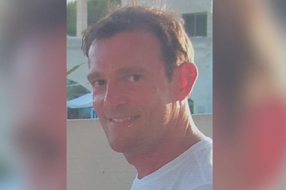 Das Foto zeigt den vermissten 55-Jährigen.