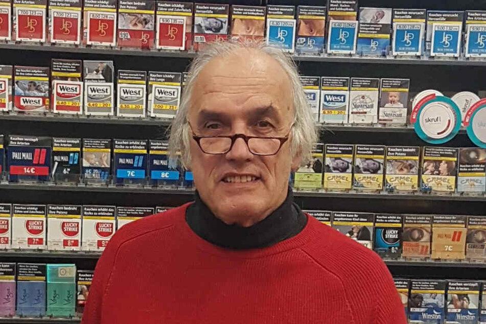 Einer der Lotto-Pechvögel im Jahr war der Frankfurter Rainer Henning, der seinen Gewinn wieder aberkannt bekam.