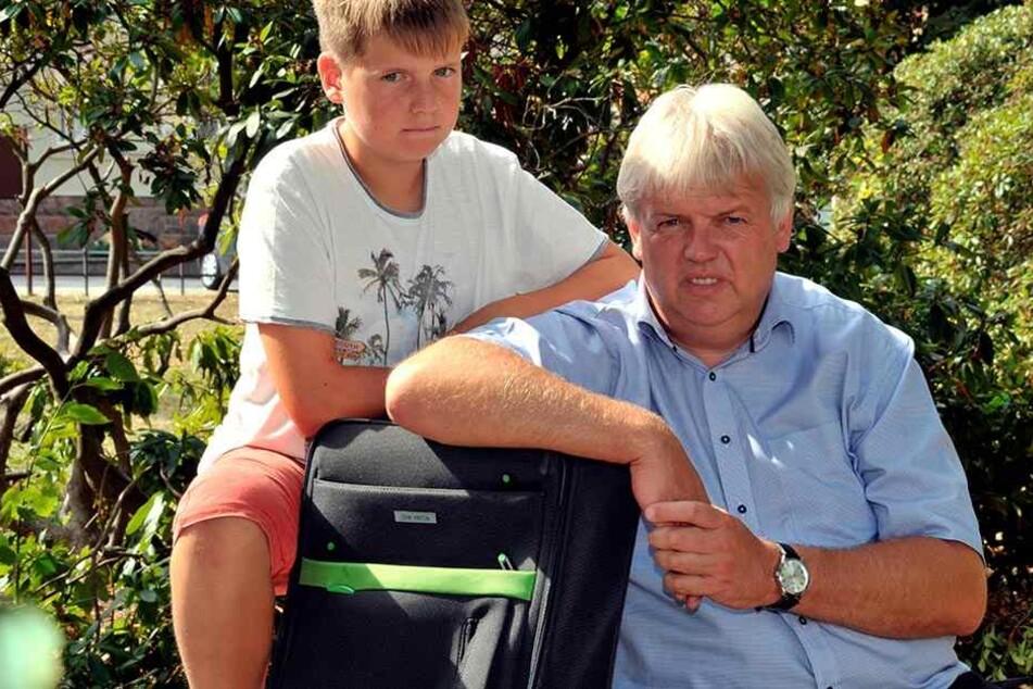 Airline verschlampt Bürgermeister-Koffer