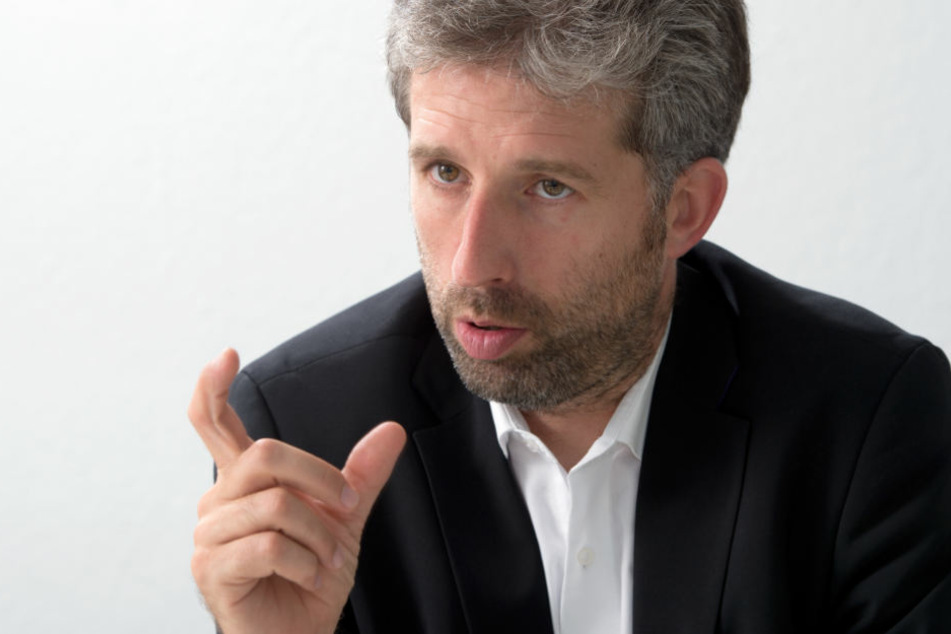 Befürwortet Alterstests für mutmaßlich minderjährige Flüchtlinge: Tübingens OB Boris Palmer (Grüne).