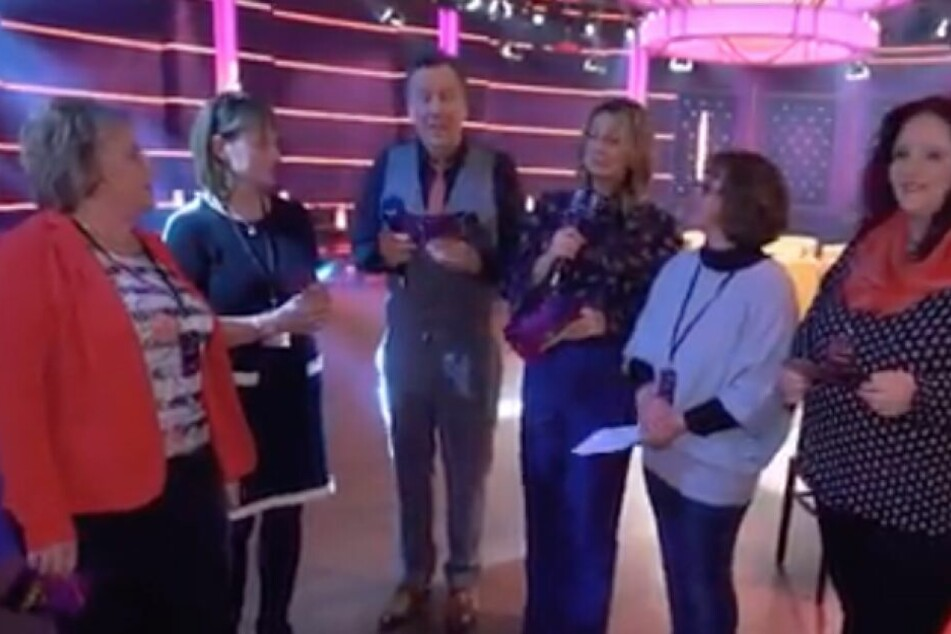 Neues Moderatoren-Quartett? Kim Fisher (3.v.l.) und Jörg Kachelmann traten bei der aktuellen Riverboat-Ankündigung mal in den Hintergrund.