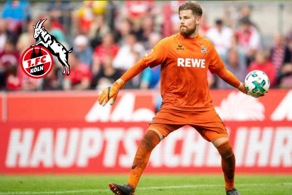FC-Torwart Timo Horn greift für Rennpferd tief in die Tasche
