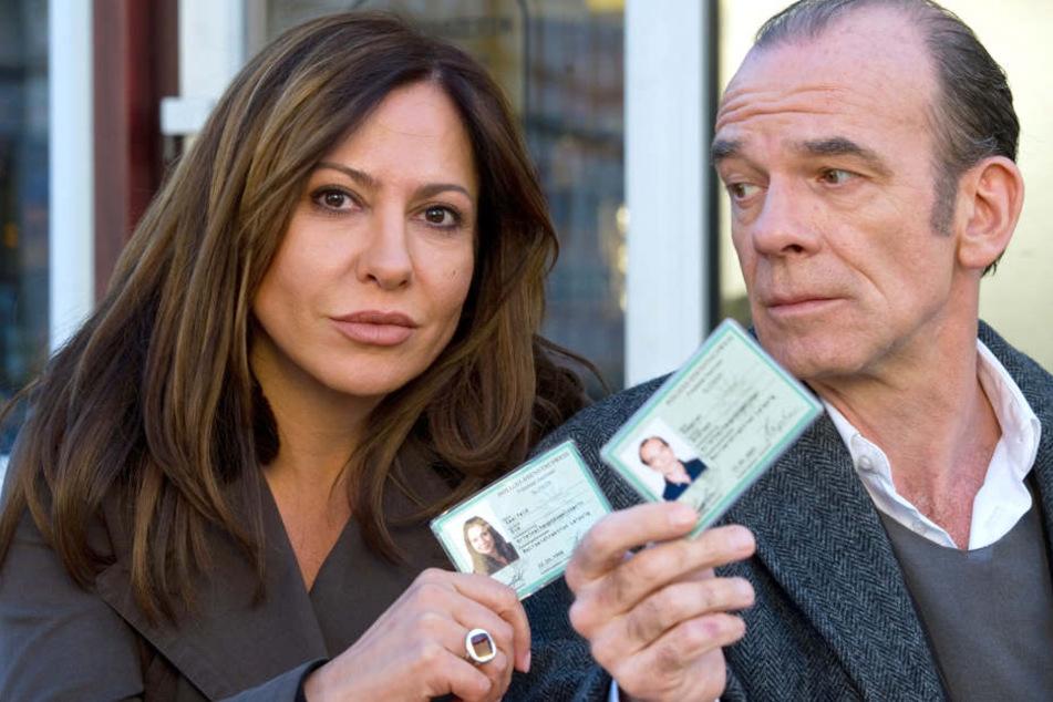 Simone Thomalla und Martin Wuttke sind die vorerst letzten Leipziger Tatort-Komissare.
