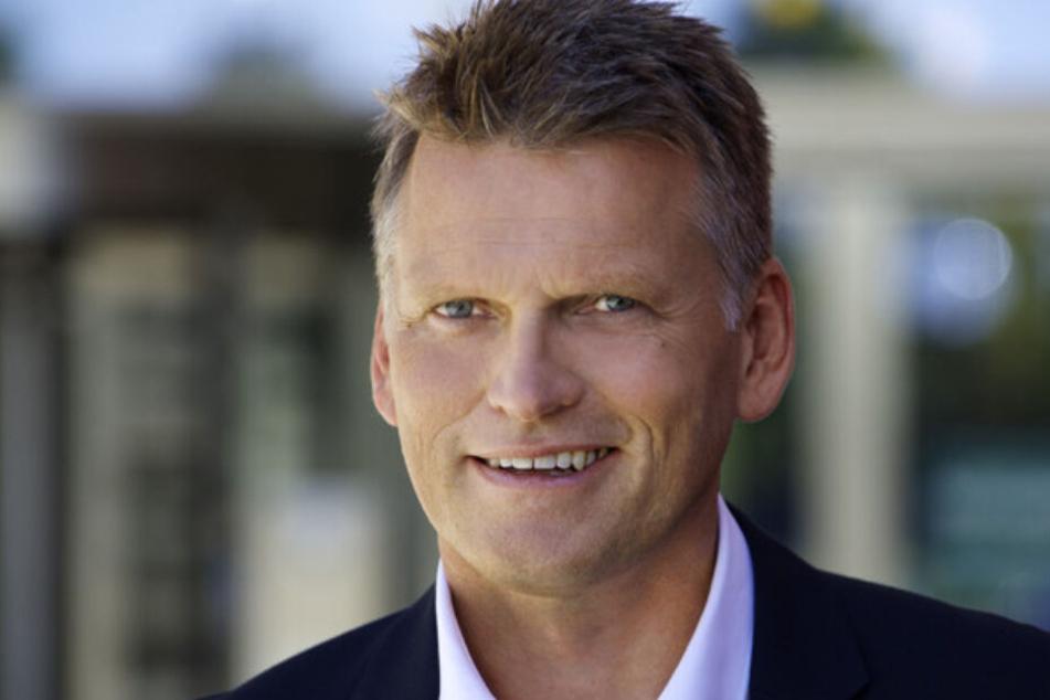 Unterhaltungschef Oliver Heidemann vom ZDF.
