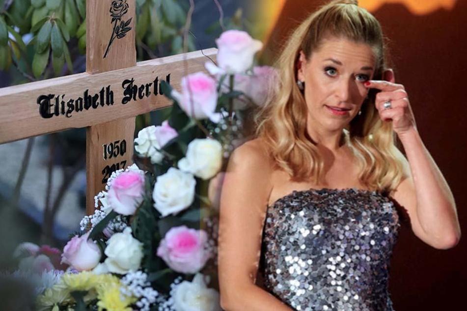 Eine Woche Nach Tod Der Mutter Emotionaler Auftritt Von Stefanie Hertel