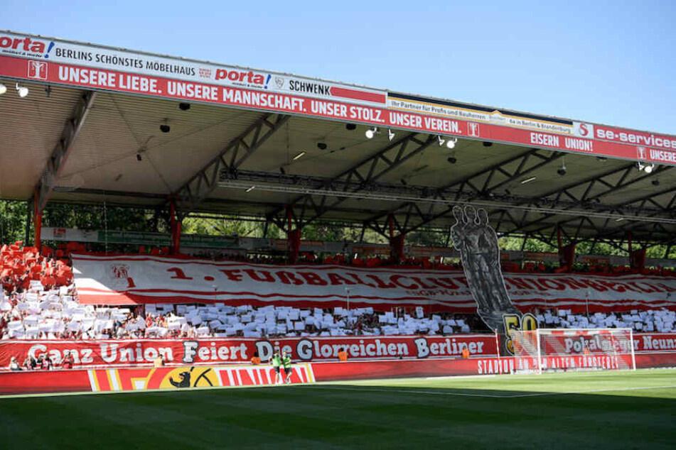 Auch beim Heimspiel gegen Dynamo Dresden wird die Alte Försterei wieder ausverkauft sein. Doch Vorsicht vor gefälschten Tickets! (Symbolbild)