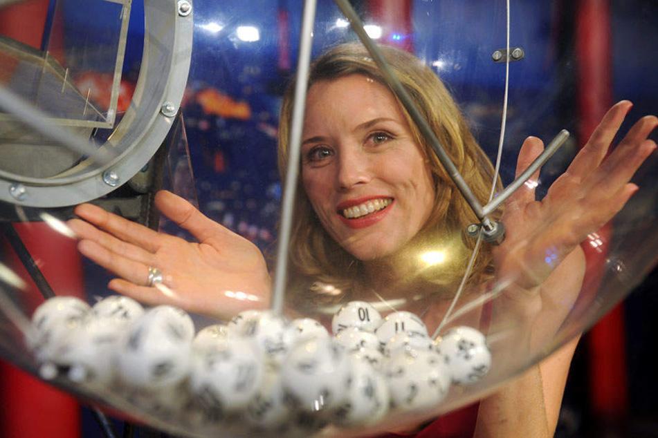 Bereits seit 1998 ist Ex-Model Franziska Reichenbacher die Lottofee.