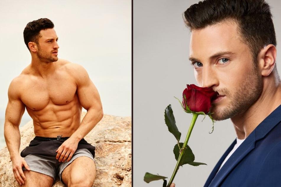 Fitness-Coach Sebastian (30) aus Köln hofft auf die letzte Rose der Bachelorette.
