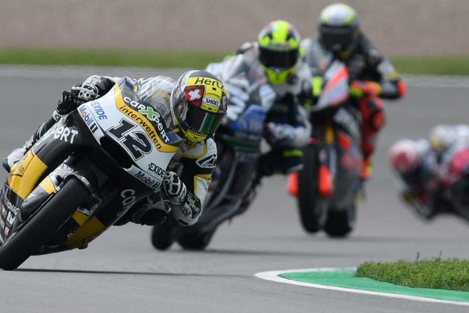 MotoGP am Sachsenring: Eine Mega-Show auf und neben der Rennstrecke