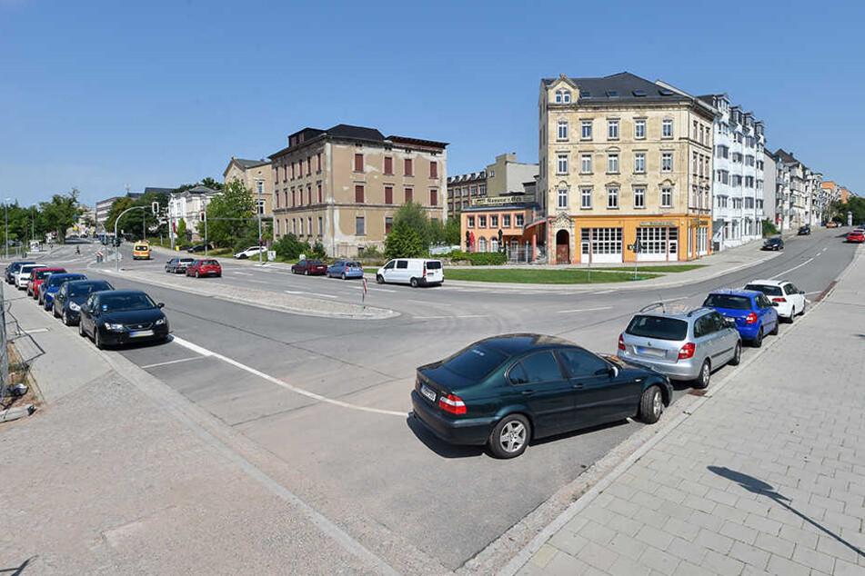 Der Dresdner Platz vor dem sich noch im Bau befindenden Technischen Rathaus soll nach Helmut Kohl benannt werden.