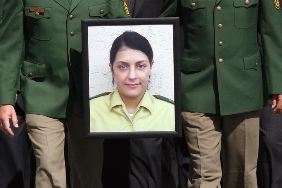 Das letzte Opfer der NSU-Terroristen: Polizistin Michéle Kiesewetter.
