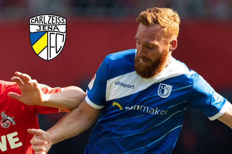 Nico Hammann wird von Magdeburg nach Jena wechseln.