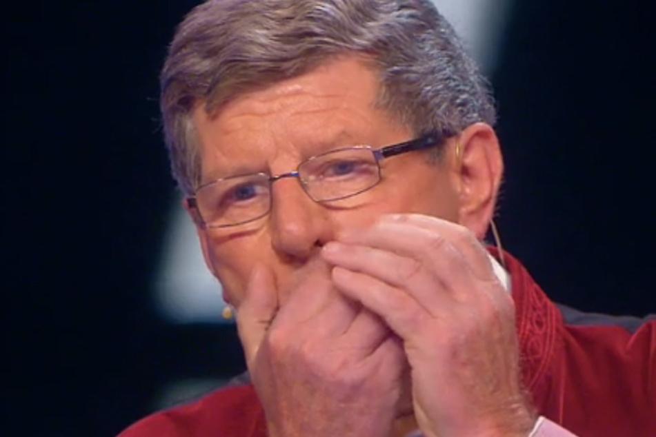 Mit der Winnetou-Melodie begeistert Mundharmonika-Spieler Herwig Felix die Supertalent-Jury.
