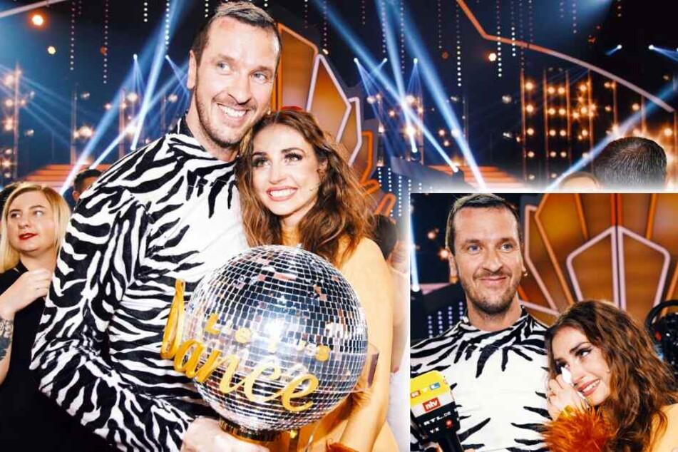 Droht Let's-Dance-Siegerin Ekaterina Leonova die Abschiebung?