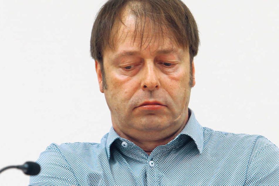 Diese so genannte Weißräumung wäre Stadtrat Thomas Lehmann (49, Grüne) lieber  als Salz.
