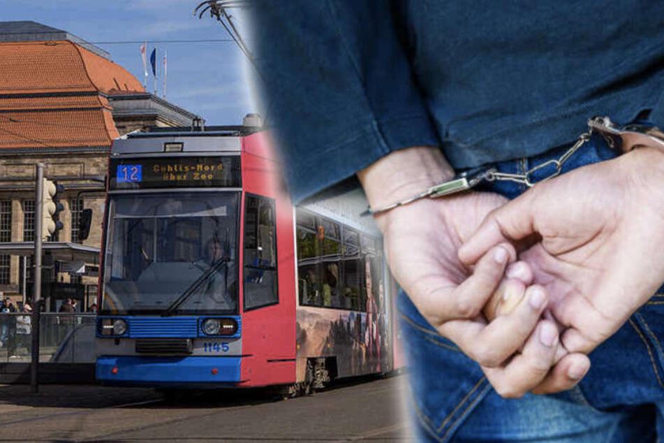 Nach brutaler Straßenbahn-Attacke: Anklage gegen neun Tatverdächtige