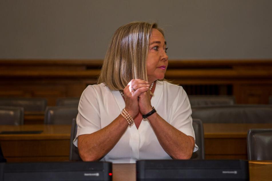 Gegen die Oberstaatsanwältin wurde am heutigen Dienstag das Urteil gefällt.