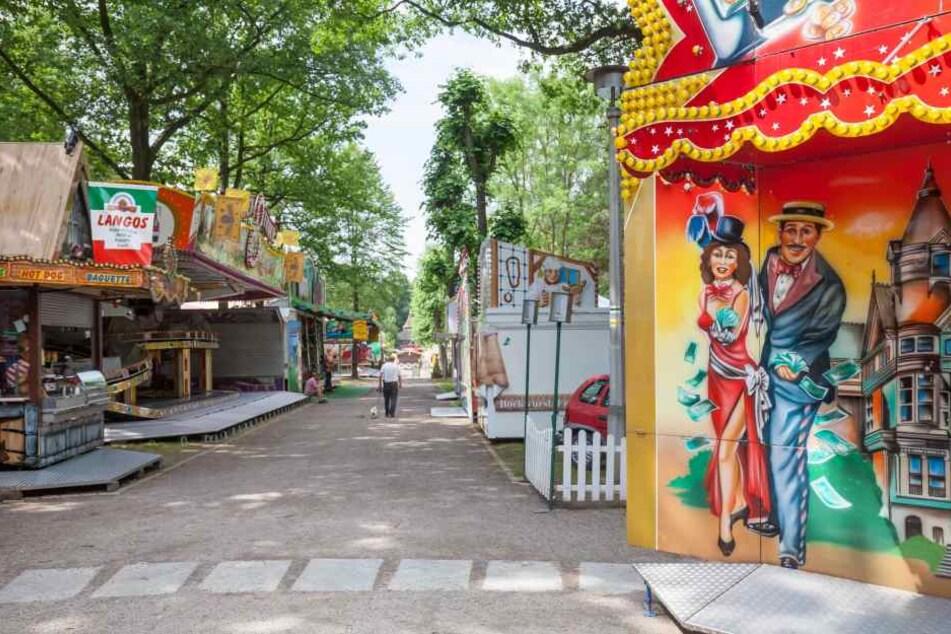 Bald gehts los! Am Freitag startet das Stadtparkfest in Limbach-Oberfrohna.