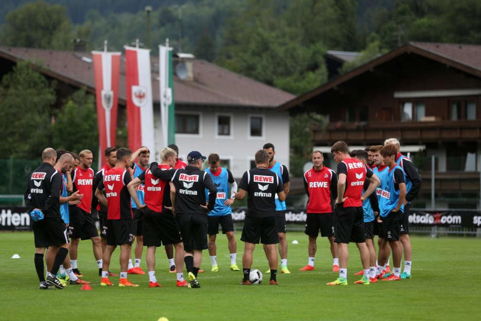Wieder in Kitzbühel: Bereits zwischen 2014 und 2017 war der FC hier im Trainingslager (Archivbild).