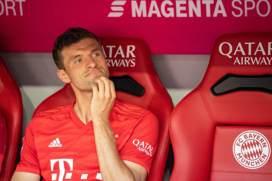 """Bayern-Profi Thomas Müller sei """"der schlechteste Fußballer, den der FC Bayern hat. Der kann nix, außer rennen."""""""