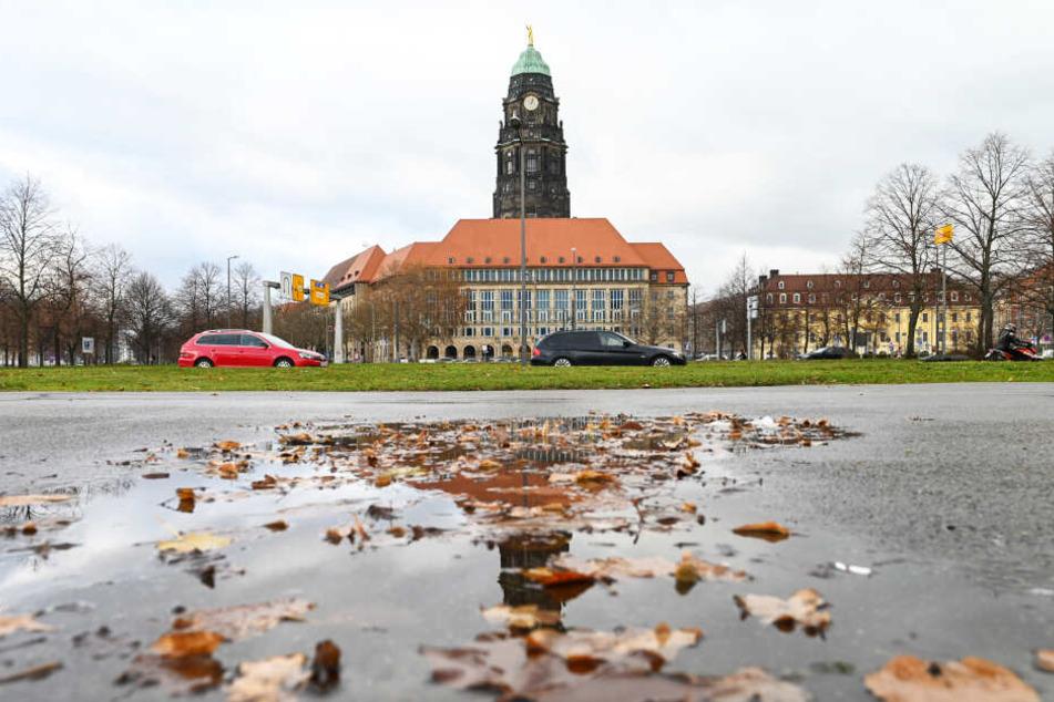Die Stadtverwaltung zählt zu den größten Arbeitgebern in Dresden.