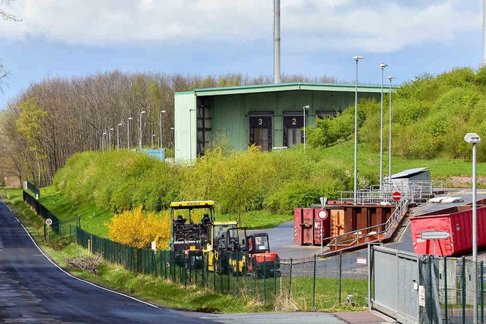 Das Projekt der Müllverbrennungsanlage am Weißen Weg ist vorläufig vom Tisch.