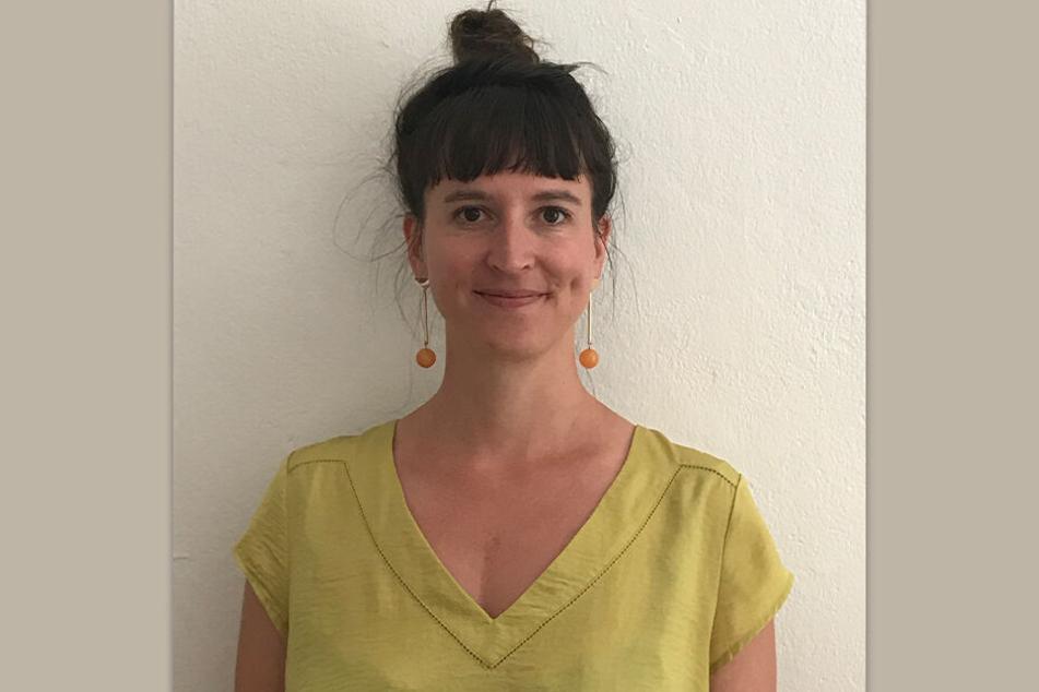 Stadthistorikerin Verena Pfeiffer-Kloss (37) kämpft um das einmalige Dach.