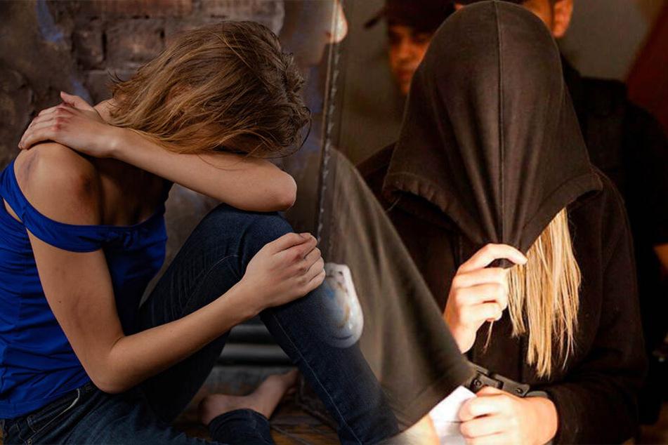 19-Jährige, die 12 Teenager der Vergewaltigung beschuldigte, droht Knast! Gruppensex-Video gibt es aber