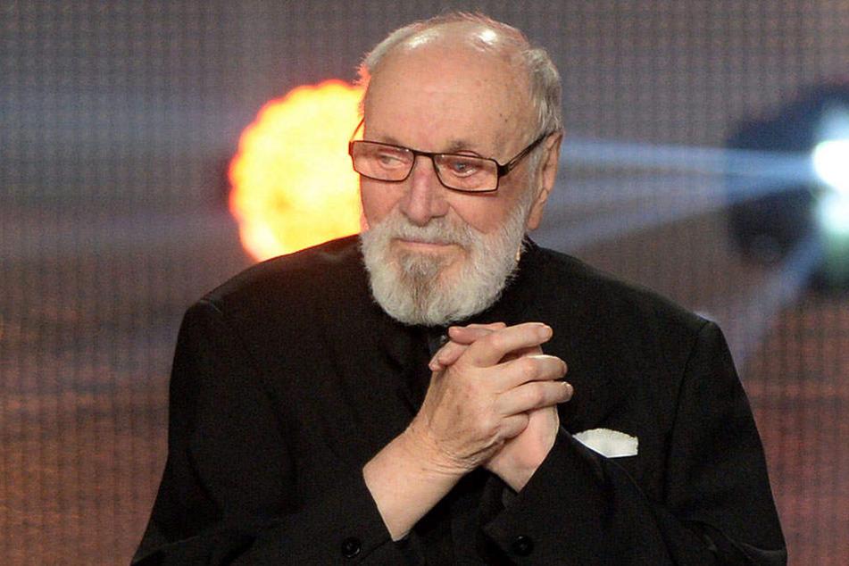 Der verstorbene Dirigent Kurt Masur (1927-2015) litt an der Parkinson-Krankheit. Seine Urne wurde auf dem Leipziger Südfriedhof beigesetzt.