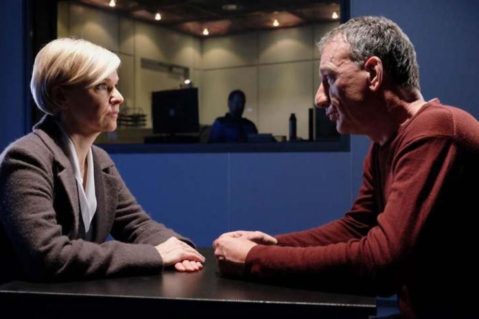 Alexander Weber mit seiner Freundin Dr. Kathrin Globisch. Kehrt der verurteilte Straftäter in die Sachsenklinik zurück?