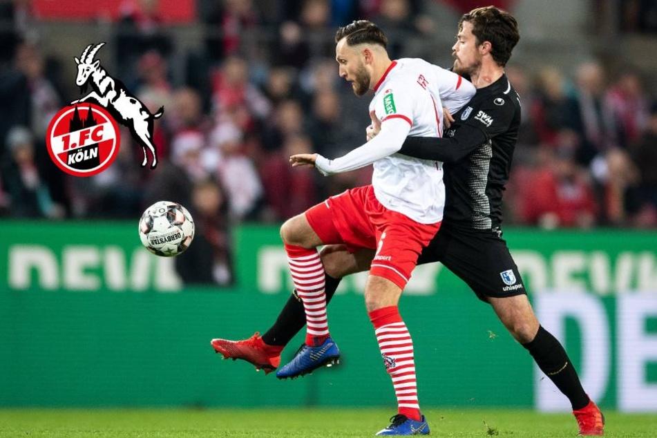 FC zum Abschluss gegen Bochum: Wer ersetzt Marco Höger?