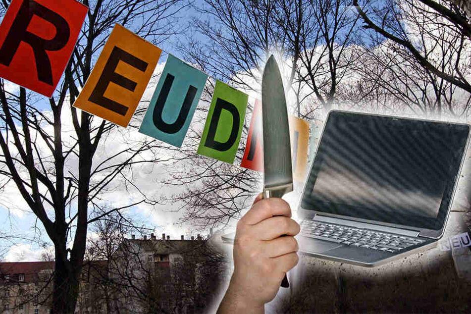 Wegen eines Laptops bedrohte ein 17-jähriger die Betreuer einer Flüchtlingsunterkunft, ging auf die Polizei los.