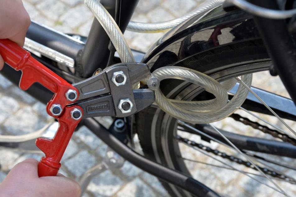 Das Fahrrad war der 59-Jährigen zwei Wochen zuvor geklaut worden. (Symbolbild)