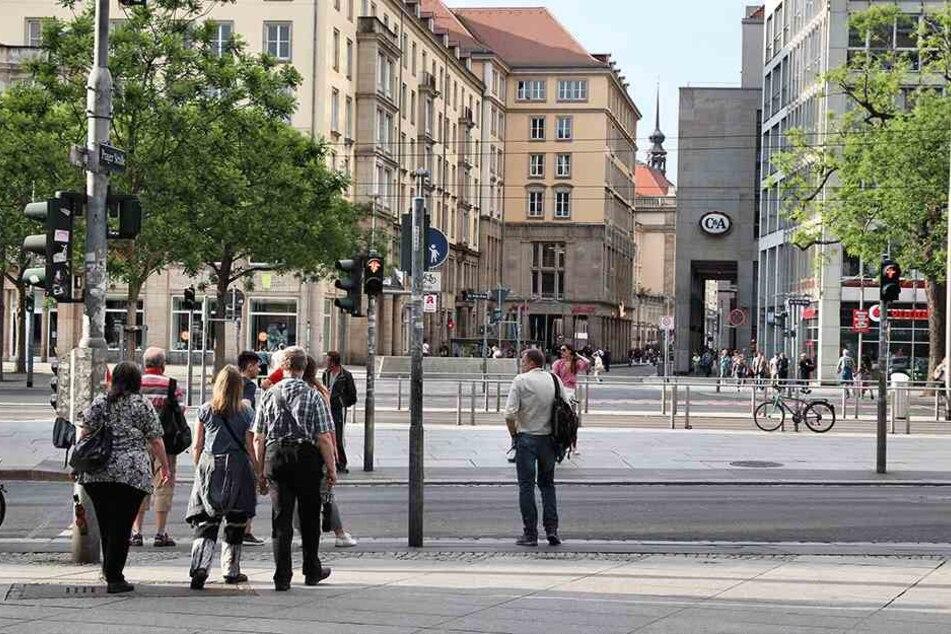 Die Autodiebe schlugen an verschiedenen Orten im Dresdner Stadtgebiet zu. (Symbolbild)
