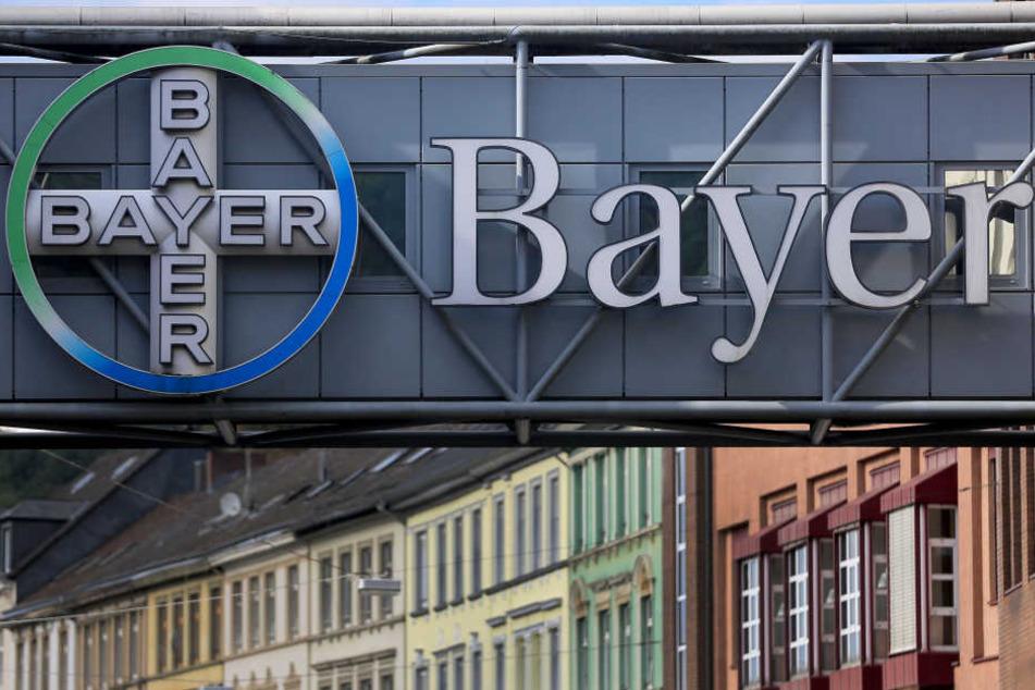 Bayer hat seinen Sitz in Leverkusen.