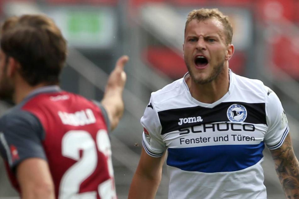 Christoph Hemlein (27) war ein Liebling der Fans.