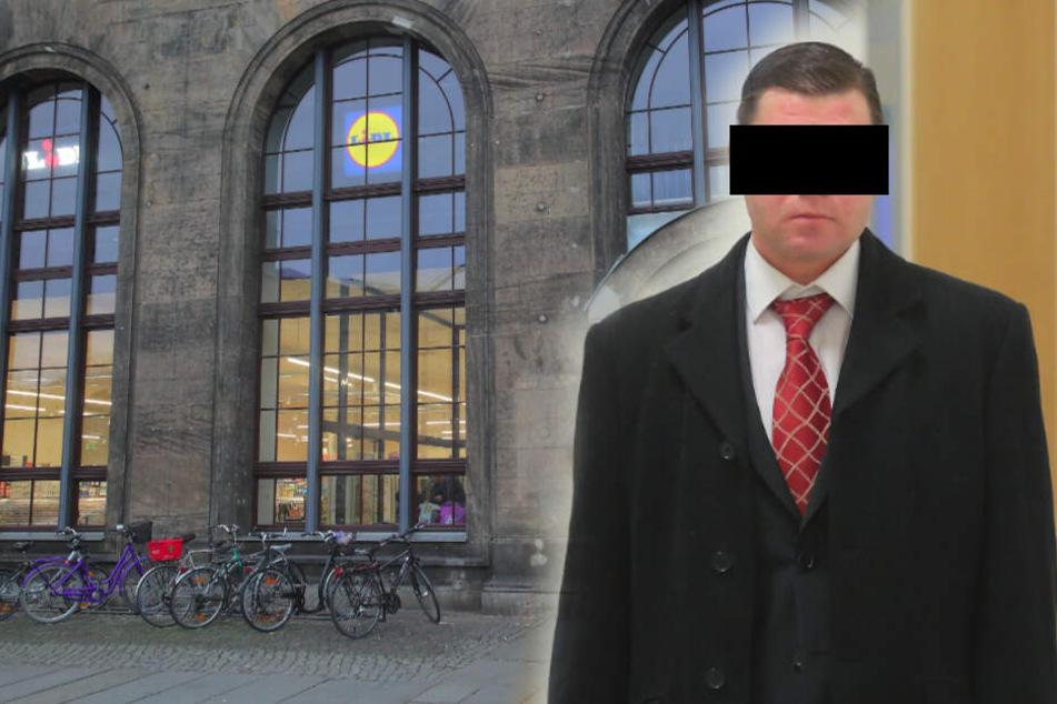 """Weil er trotz Hausverbot in den Lidl wollte: """"Ewiger Student"""" schlug Ladendetektiv in Klinik"""