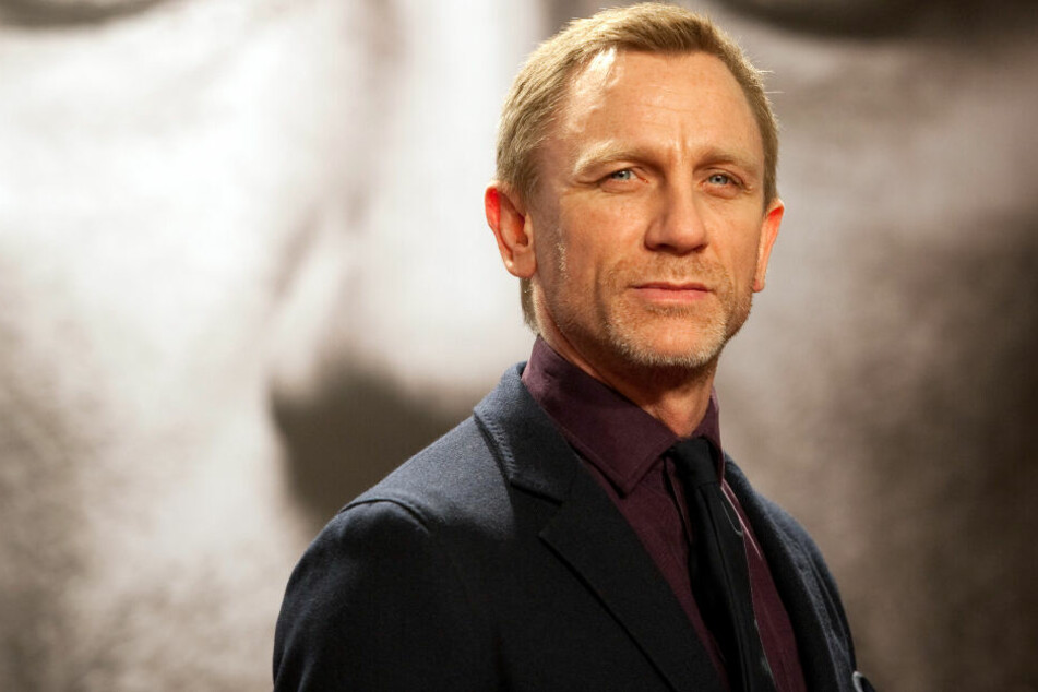 Der britische Schauspieler Daniel Craig verkörpert aktuell James Bond. (Archivbild)
