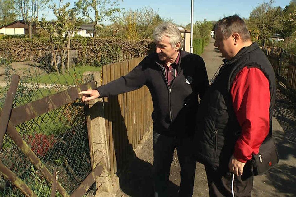 Schon zum zweiten Mal in diesem Jahr wurde die Kleingartenanlage zum Ziel von Dieben.