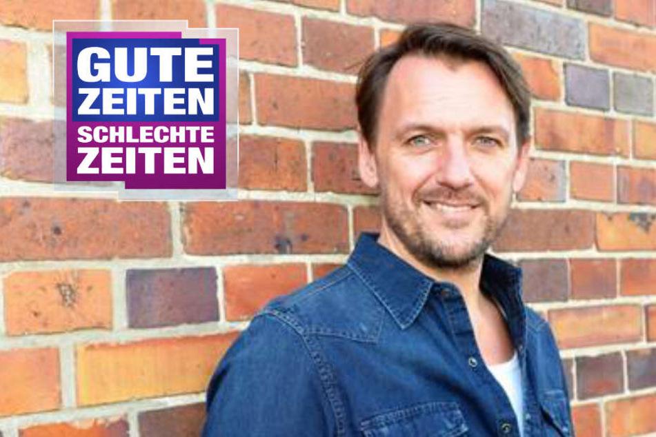 """Schauspieler Nils Schulz wird in die Rolle des """"Robert Klee"""" springen."""