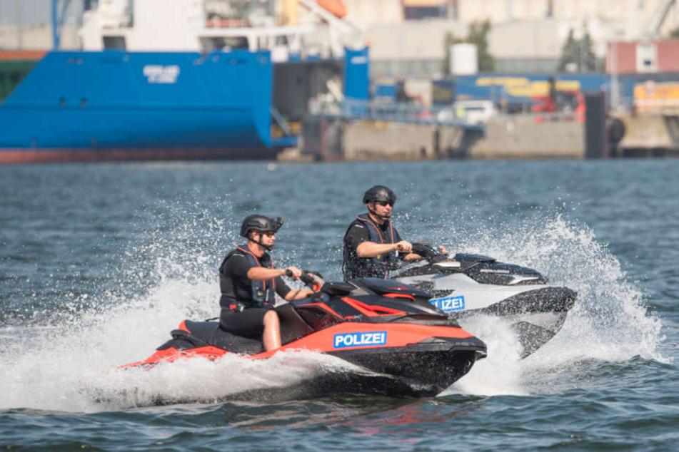 Die Wasserschutzpolizei will Jetskis testen und dann entscheiden, ob sie zukünftig eingesetzt werden.