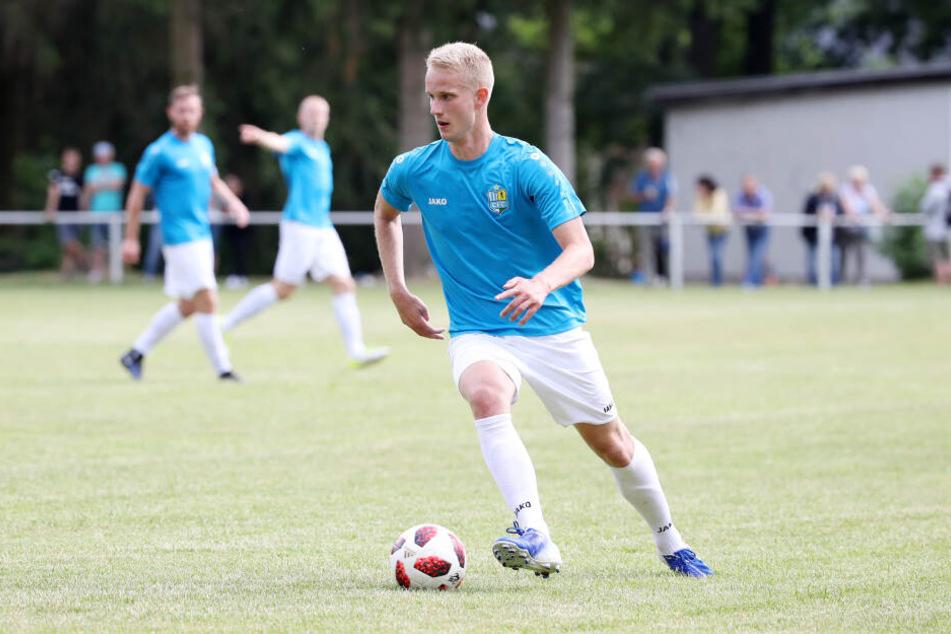 Pelle Hoppe wechselt vom CFC zu den Kickers Offenbach.