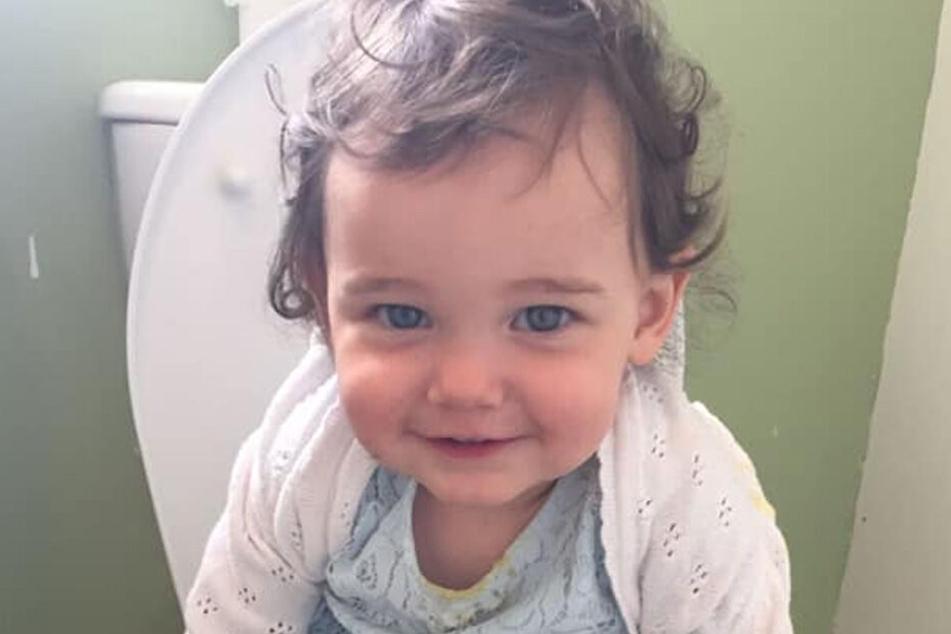 Die kleine Ella-Rose wurde nur 22 Monate alt.