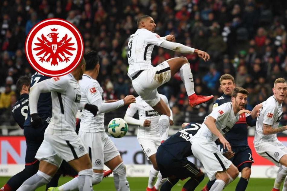Eintracht zieht gegen eiskalte Bayern den Kürzeren