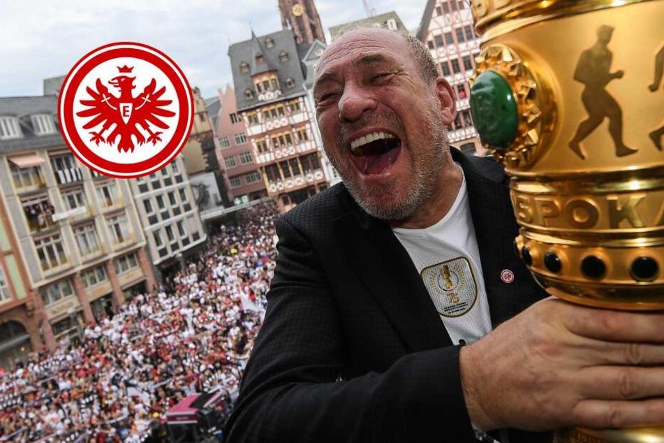 Die Eintracht in der Champions League? Das hält Präsident Fischer davon