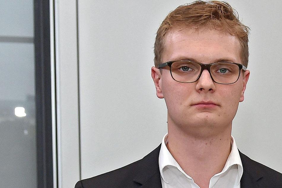 Skeptiker Valentin Lippmann (26).