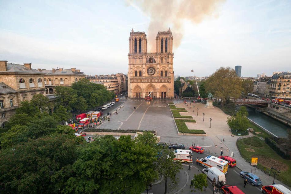 Bayern bietet Frankreich Hilfe für Wiederaufbau von Notre-Dame an