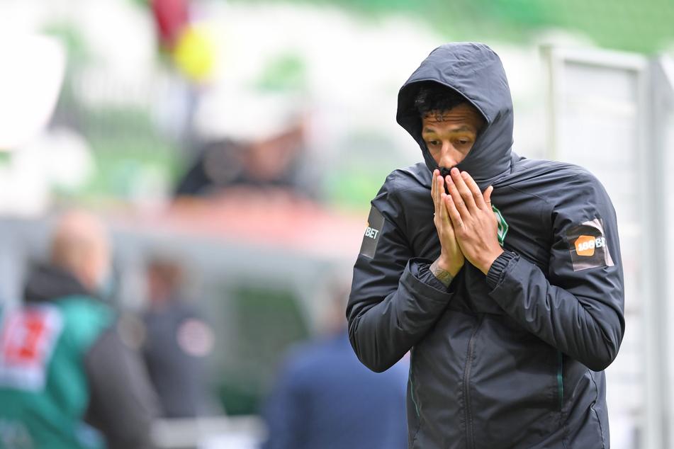 Davie Selke fühlte sich nie so richtig wohl seit seiner Leihe zu Werder.